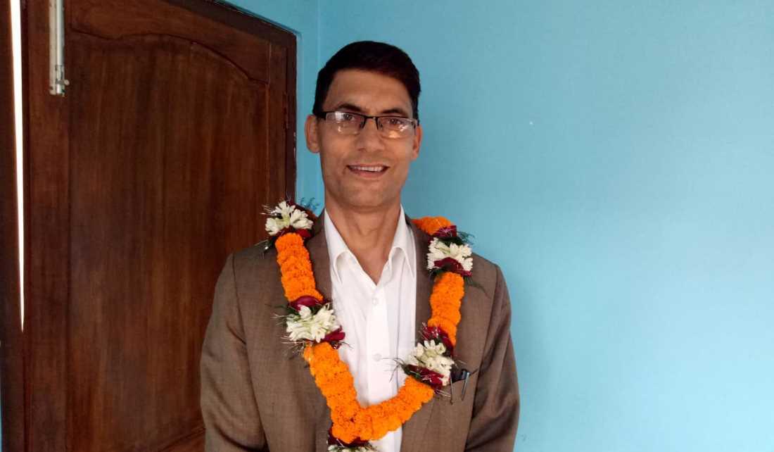 एसएसपी विश्वराज पोखरेल डीआईजीमा नियुक्त