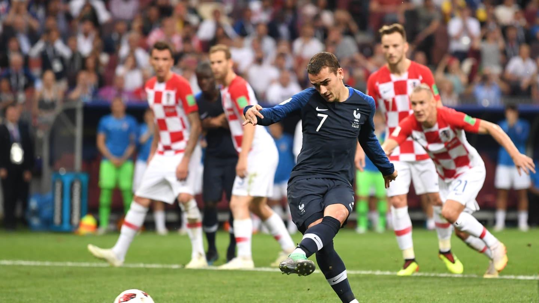 फ्रान्स ४–२ गोलले अघि, दबाबमा क्रोएसिया