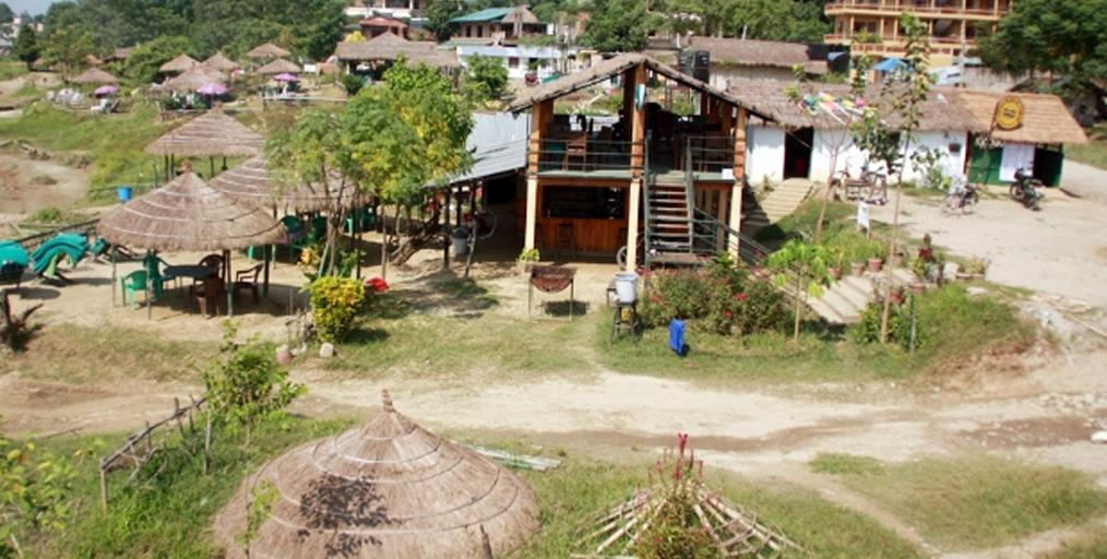 Image result for सौराहा सुनसान