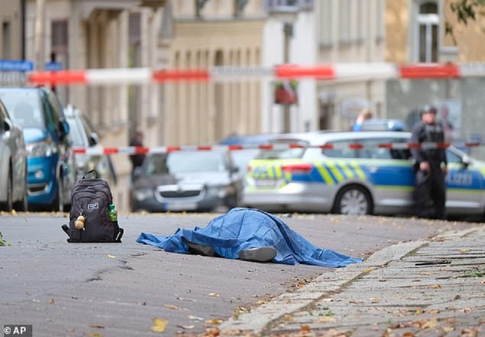 जर्मनीको हेलमा गोली चल्यो, २ जनाको मृत्यु