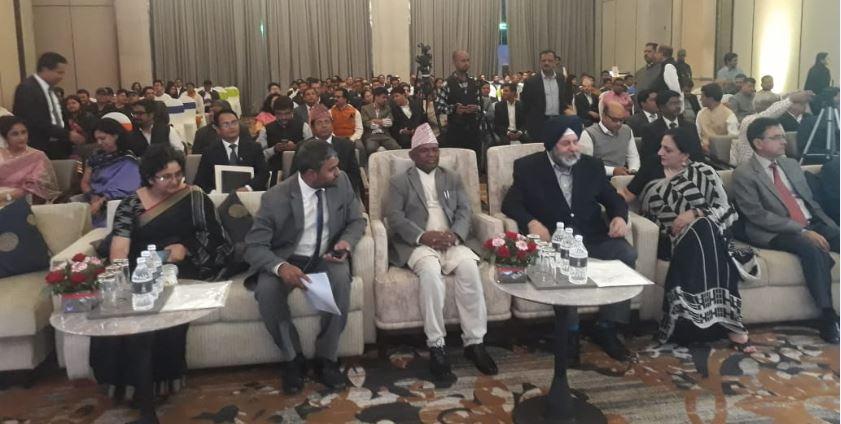 भारतीय दूतावासले मनायो ५५ औं आइटेक दिवस