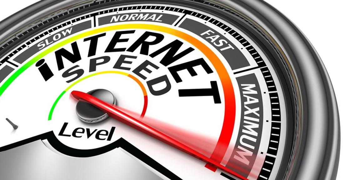 कुन देशको इन्टरनेट स्पिड बढी ?