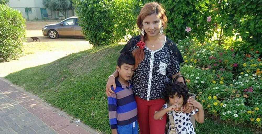छोराछोरीसहित एक महिलालाई नेपाल डिपोर्ट गर्ने इजरायलको तयारी