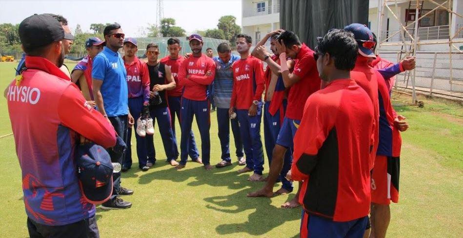 रोहितको कप्तानीमा नेपाली यू-१९ क्रिकेट टोलीको घोषणा