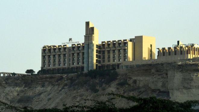 पाकिस्तानको फाइभ स्टार होटलमा बन्दुकधारीहरुद्वारा आक्रमण
