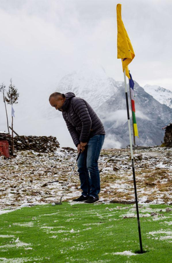 एनसेल बाह्रखरी गल्फ पर्यटकीय सम्भावनाको नयाँ आधारः शेर्पा