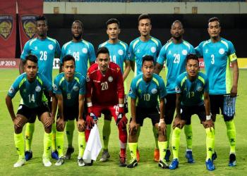 एएफसी कप : मनाङको दोस्रो हार