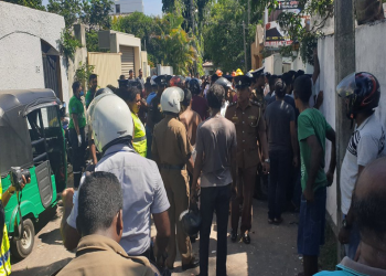 श्रीलंकामा आठौं विस्फोट : देशभर कर्फ्यू घोषणा, सामाजिक सञ्जालमा प्रतिबन्ध (अपडेट)