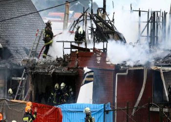 चिलीमा हवाई दुर्घटना, छ जनाको मृत्यु