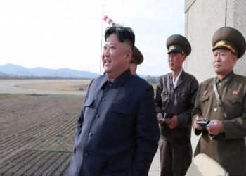 उत्तर कोरियाद्वारा हतियार परीक्षण गरेको दाबी, किम नै गएका थिए हेर्न