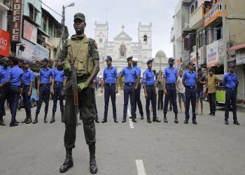 एसियामा \'आईएसआईएसको उदय\' : श्रीलंकामा सोमबार फेरि विस्फोट, २४ जना पक्राउ