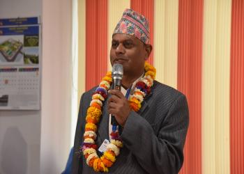 काठमाडौं महानगरपालिकाका प्रमुख प्रशासकीय अधिकृत कोइरालाको मन्त्रालयमा सरुवा